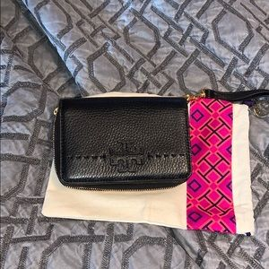 New Tory Burch Triple Compartment wallet